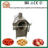 Trommelartiges Wasser-Spray-Gemüse und Frucht-Waschmaschine