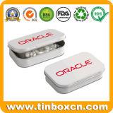 Rectángulo Personalizado Mini mentas dulces pequeños tin box para niños