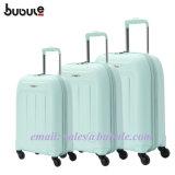 Bubuleの軽量の新しい部品のトロリー荷物セットは車輪の旅行荷物袋一定のMaletaを続けていく