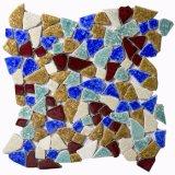 La transmutación de cerámica esmaltada mosaico Mosaico elegante y lujosa