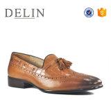De Toevallige Schoen van de Mensen van de Kwaliteit van de Fabriek van Wenzhou hallo met het Leer van de Leeswijzer