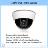 câmara de segurança do CCTV da abóbada de 1080P 2.0MP HD Sdi IR Digital
