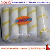 100mm Ligne jaune de l'acrylique Polyster Mini-brosse rotative d'emballage du papier