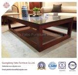 Elegante Hotel-Möbel mit Marmorkaffeetische (YB-O-13)