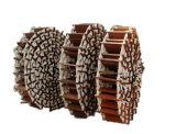 바다 버드나무 단계 조종사의 밧줄 사다리 또는 나무로 되는 밧줄 사다리