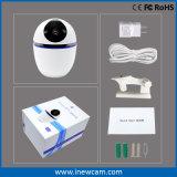 1080P de slimme Camera van WiFi IP van de Veiligheid van de Batterij van het Huis met het Auto Volgen van 360 Graad