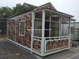 Het Snelle Huis van uitstekende kwaliteit van de Koffie Conenvient van de Installatie Moderne Mobiele Geprefabriceerde
