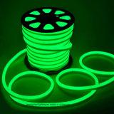 방수 IP68 초록불 LED 두 배 측면광 소형 네온 등 110V 8*16mm