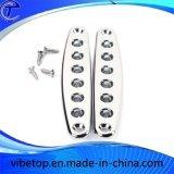 Piezas de guitarra en lugar de fijación de la cadena de férulas
