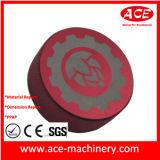 La fábrica China de la polea de maquinaria CNC