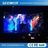 P10mm Affichage LED couleur intérieure avec une bonne qualité
