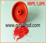 Цвет Masterbatch инженерства пластичный красный для впрыски или дуть