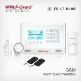 大きいLCDが付いている販売GSMの警報システムのための特別価格
