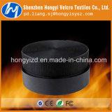 Incombustible Nylon Gancho y bucle de cinta Velcro