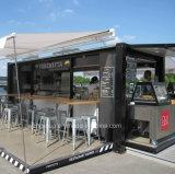De Winkel van de koffie van de Verschepende Container van de Staaf van de Container van het voedsel & van de Drank