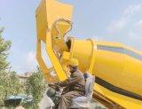 De zelf Mobiele Concrete Mixer van de Lading