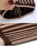 Шлем теплых Beanies зимы женщин Mens Unisex Twisted связанный толщиной (HW416)