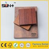 6 mm de haute qualité du grain du bois stratifié compact