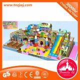 Plus tard le Château de coloré incroyable Kids Naughty Terrain de jeux intérieur