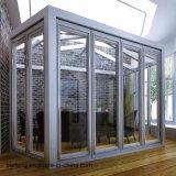 [هف] [ألومينوم لّوي] إطار مادّة ويليّن زجاجيّة سقف مادّيّ حديقة [سون رووم] [كنسرفتوري]
