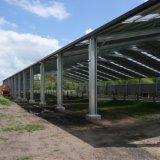 Peso da luz do teto de aço Pronto Depósito do Prédio com planos