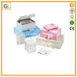 Impresión de empaquetado del rectángulo del regalo profesional de la alta calidad