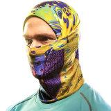 採取する紫外線多機能のヘッドスカーフの通気性のバンダナ(YH-HS321)を