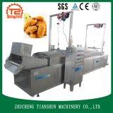 Qualitäts-automatisches Huhn-tiefe Bratpfanne-Maschine und braten Maschine