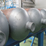 Machine à filer inférieure de cylindre de CNG