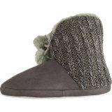 ботинки зимы плюша способа с тканью замши