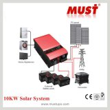 Battery 3-training course To charge off 8kw 10kw 12kw 48VDC Grid Power Inverter
