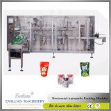 Máquina de embalagem de enchimento da selagem do grânulo de pé do malote