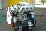 Motor diesel para la cosechadora