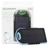 2017 de zonneBank 5000mAh van de Macht van Producten Draagbare Mobiele