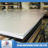 Placa de acero inoxidable de la placa de acero 409