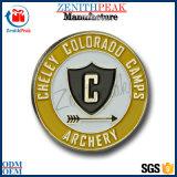Distintivo su ordinazione di Pin di marchio della High School