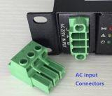 19 Zahnstange 48V des Zoll-1u Gleichstrom-Schaltungs-Modus-Stromversorgung