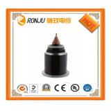 Cabo distribuidor de corrente isolado PVC blindado da fita de aço do profissional Yjv22 3*50mm2