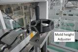Máquina plástica modelo semiautomática del envoltorio retractor de las botellas
