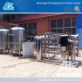 Installation de traitement d'eau potable