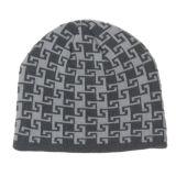 Шлем теплых Beanies зимы Gird ласточки женщин Mens Unisex связанный печатание толщиной (HW419)