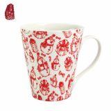 12oz Mok van de Thee van de Mok van de Koffie van de Gift van Kerstmis de Promotie Ceramische