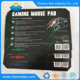 Tela de caucho personalizado Gaming Mouse Pads con costuras
