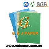 El color de alta calidad para la venta de papel cartón