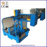 PVC絶縁体ワイヤーケーブルの突き出る機械
