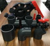 Válvula de esfera do PVC para a fonte de água com 20-110mm