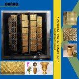 Goldbeschichtung-Vakuumüberzug-Maschine für Keramikziegel