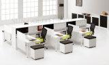 Personne personnalisée en usine moderne de 6 Panneau de station de travail de bureau (SZ-ODT601)