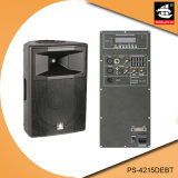 15 Zoll PRO350w Digital Ampere aktiver Plastiklautsprecher PS-4215debt USB-Ableiter-FM Bluetooth EQ