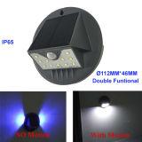 Solarbewegungs-an der Wand befestigtes dekoratives Licht der Qualitäts-IP65 mit Landschaft LED